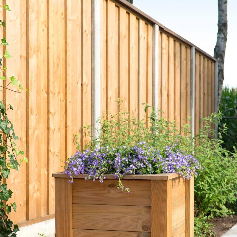 Veelzijdig Douglas hout: het perfecte materiaal voor in de tuin