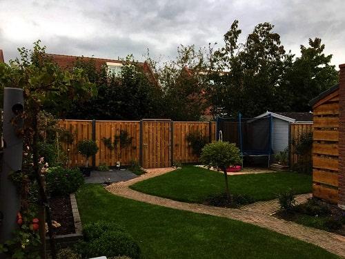 De indeling van je tuin