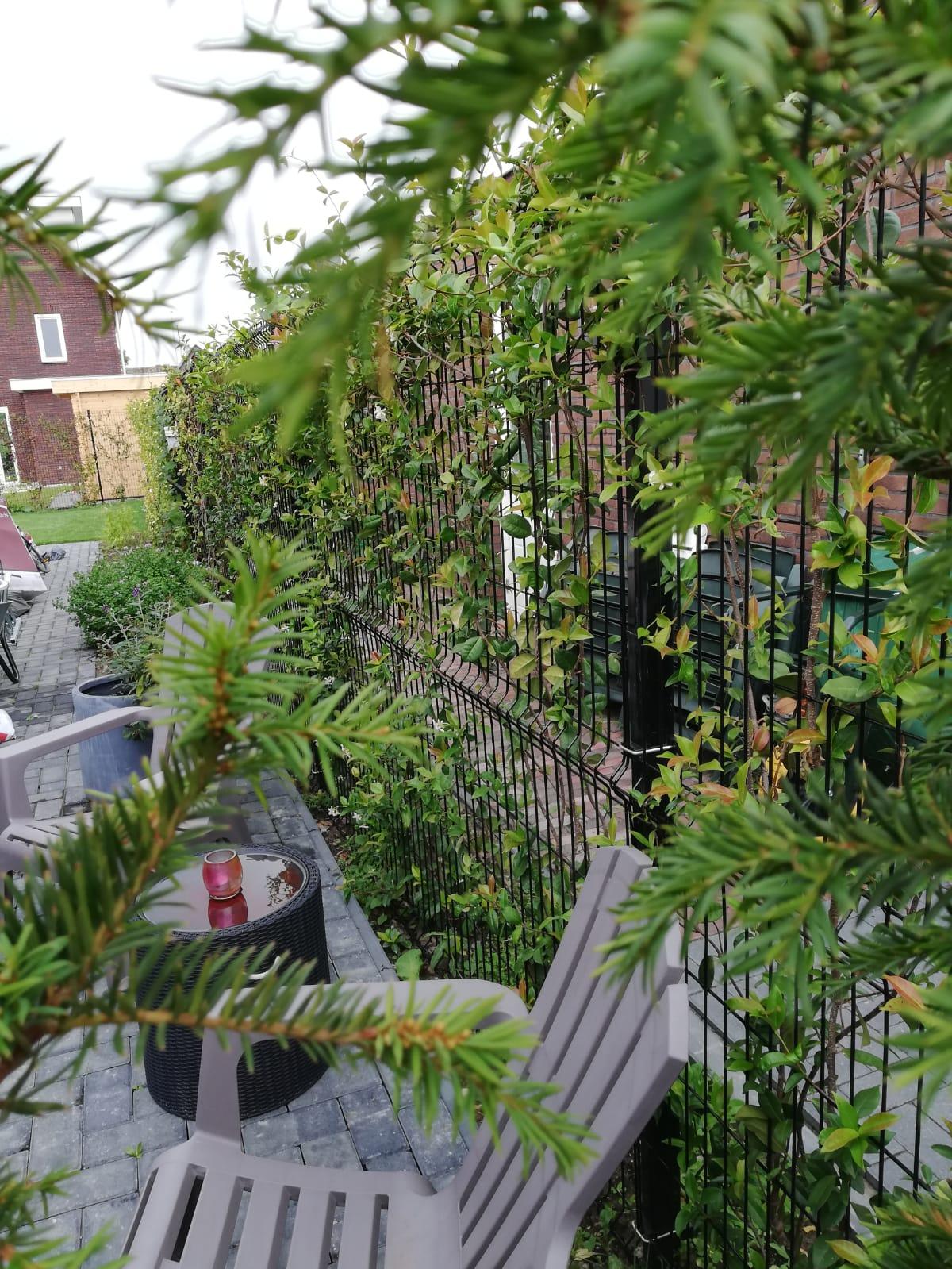 Het juiste gevoel in je eigen tuin