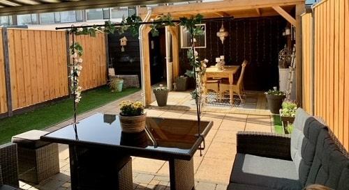 6 stylingtips Bohemian tuinstijl