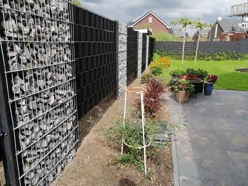 Welke schanskorf omheining past bij je tuin?