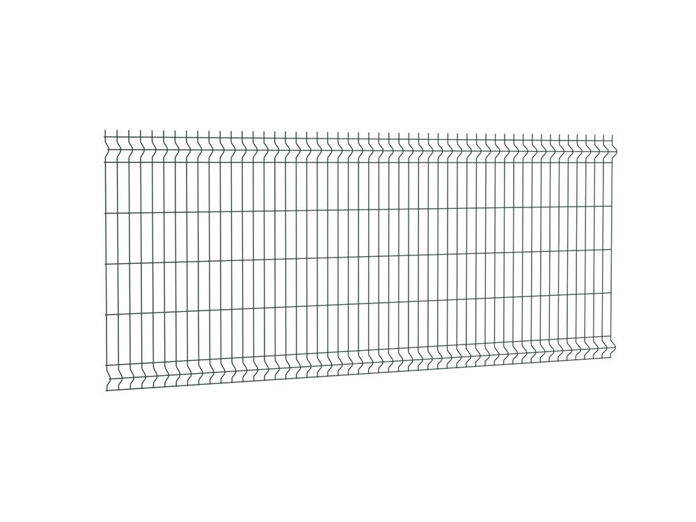 Afbeelding van Enkelstaafmat hek 250 x 103 cm (bxh) Antraciet RAL 7016