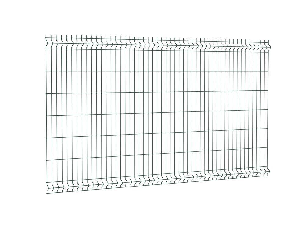 Afbeelding van Enkelstaafmat hek 250 x 143 cm (bxh) Antraciet RAL7016