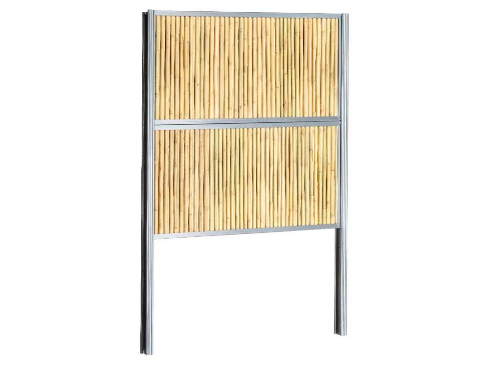 Afbeelding van Bamboe schutting compleet pakket-180 cm