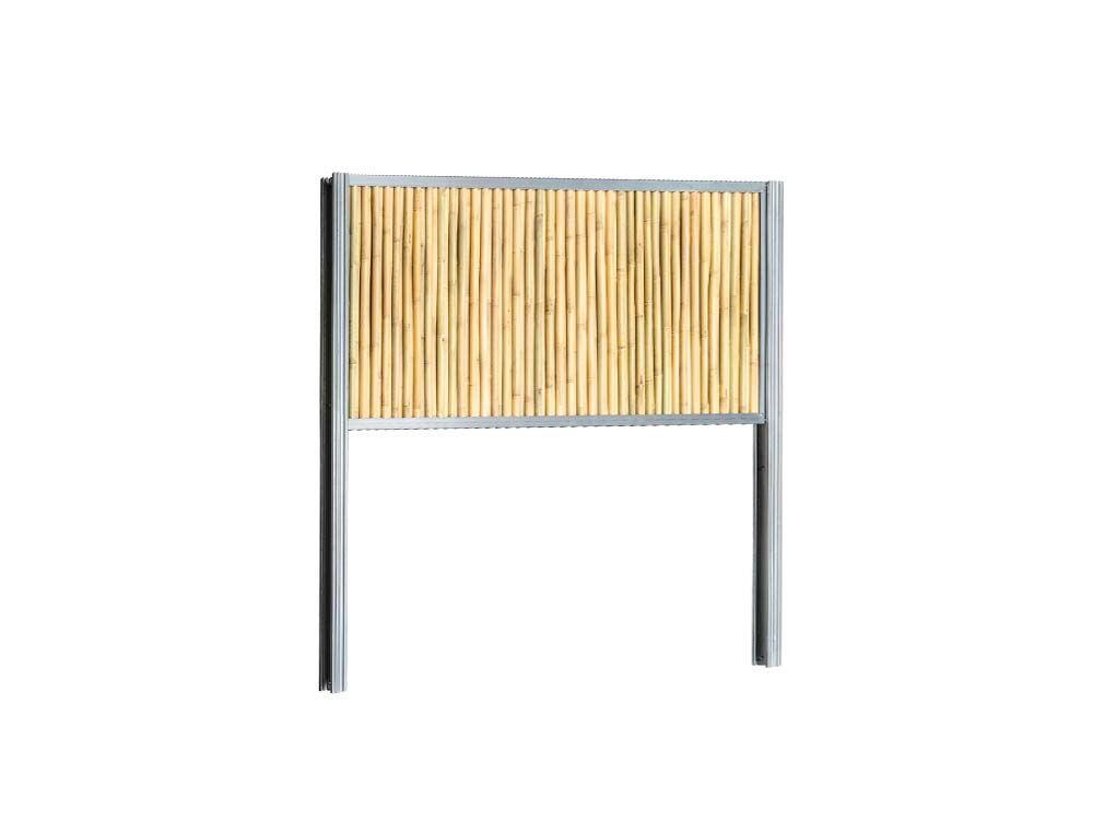 Afbeelding van Bamboe schutting compleet pakket-90 cm
