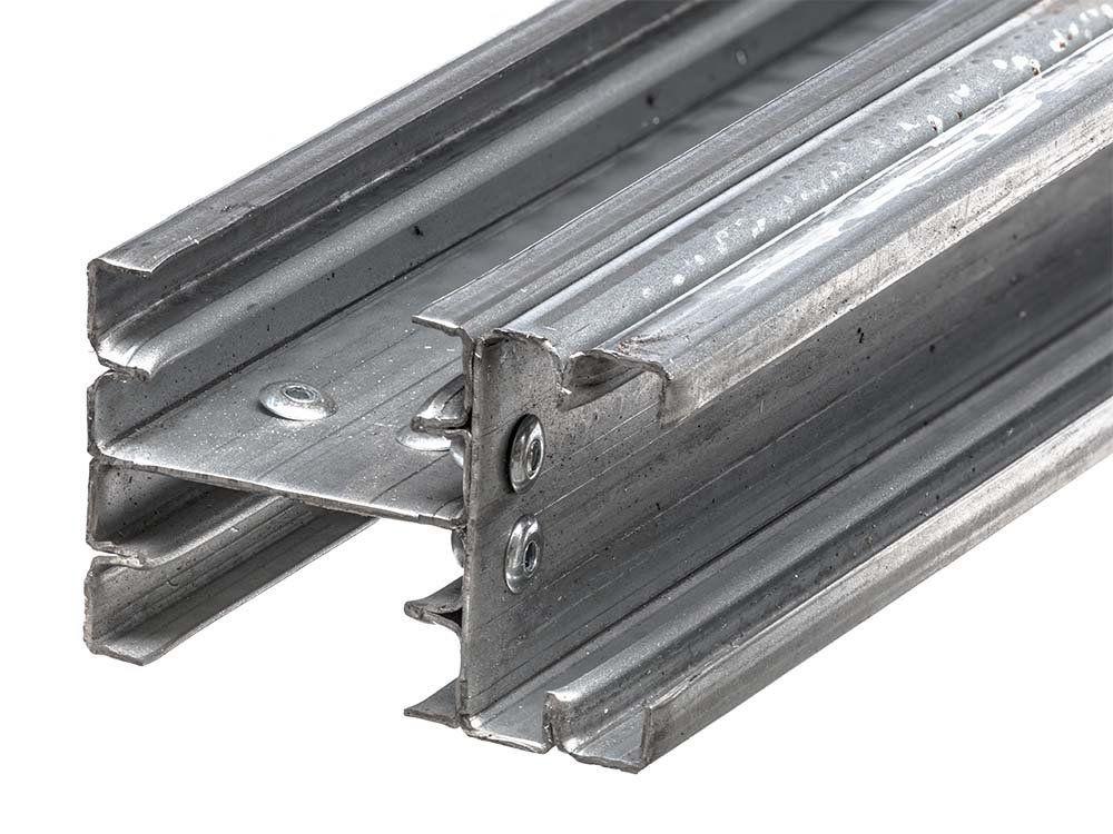 Afbeelding van Schuttingpalen staal | lengte 270 cm | HOEKPAAL