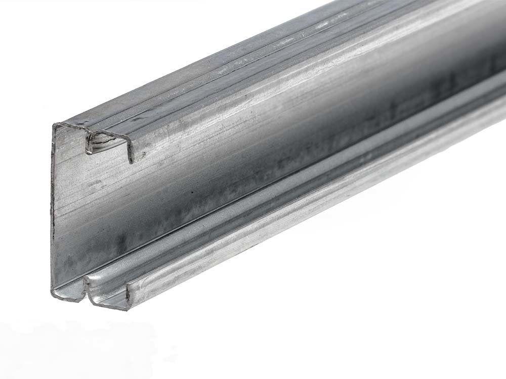 Afbeelding van Schuttingpalen staal | lengte 180 cm | MUURPAAL