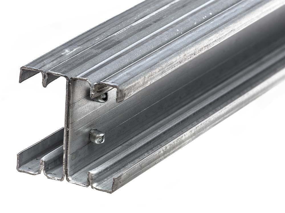 Afbeelding van Schuttingpalen staal | 2 lengtes | TUSSENPAAL