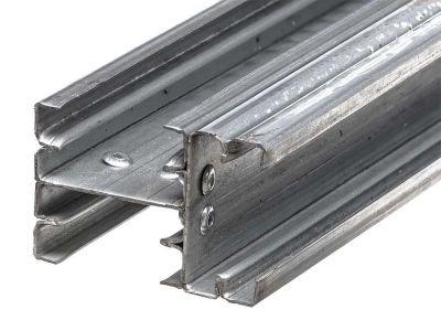 Schuttingpalen staal lengte 270 cm hoekpaal