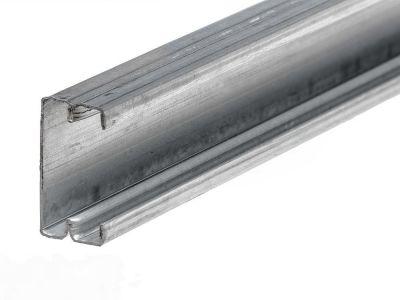 Schuttingpalen staal lengte 180 cm muurpaal