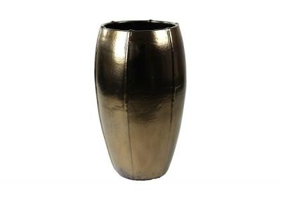 moda vaas 92 cm goud