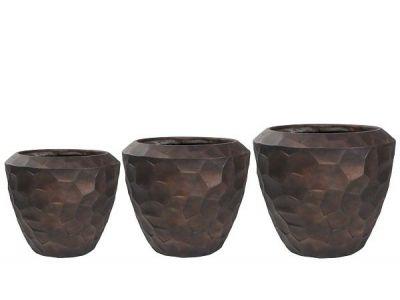 pottenserie cascara brons