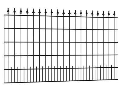 Sierhekwek Sagitta 200 cm Zwart
