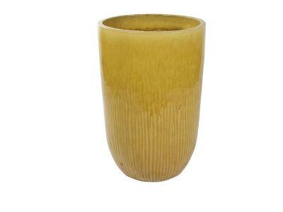 vaas pure 98 cm honing geel