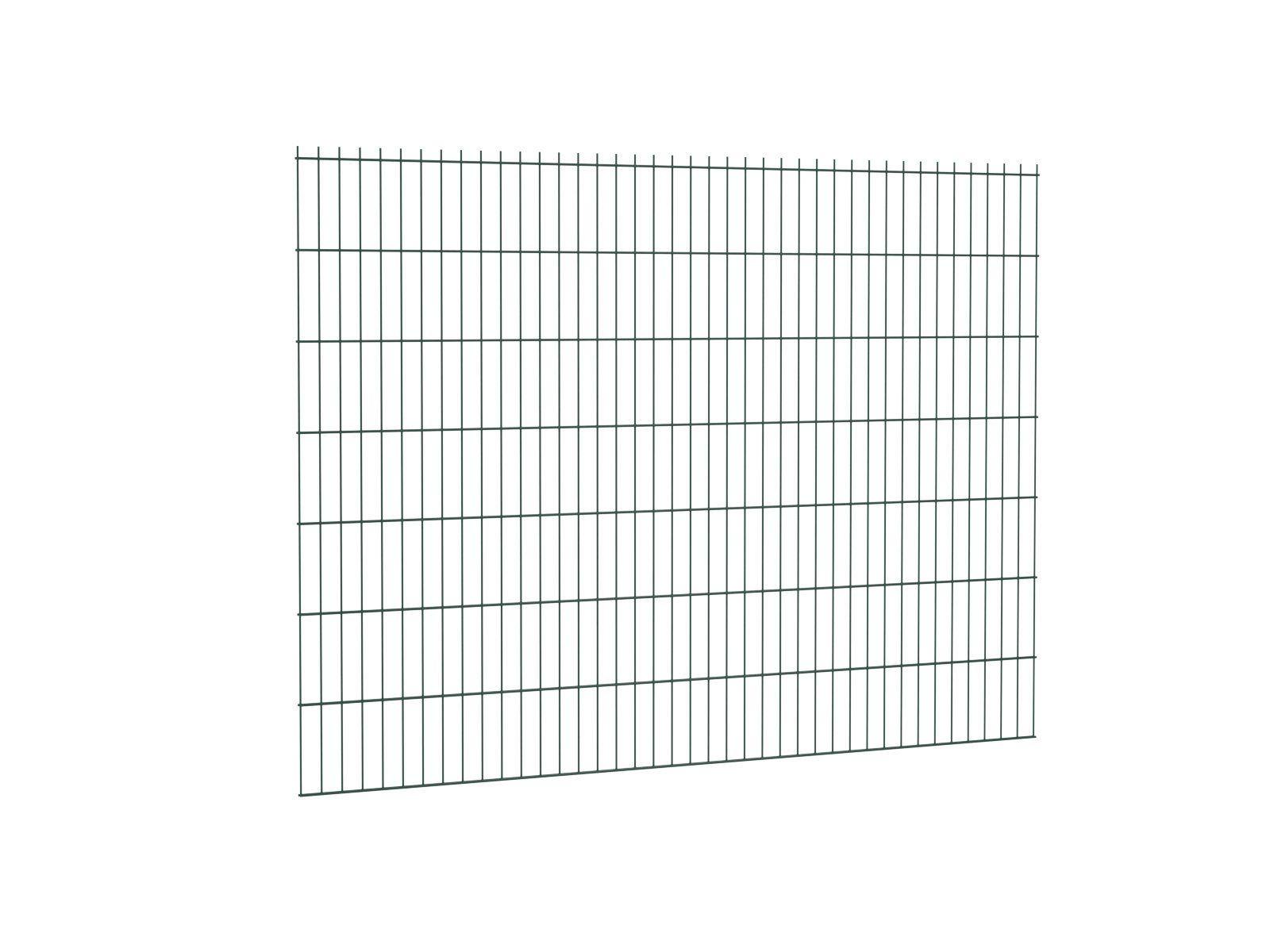 Afbeelding van Dubbelstaafmat voor steenkorf | thermisch verzinkt-Thermisch verzinkt-103 cm