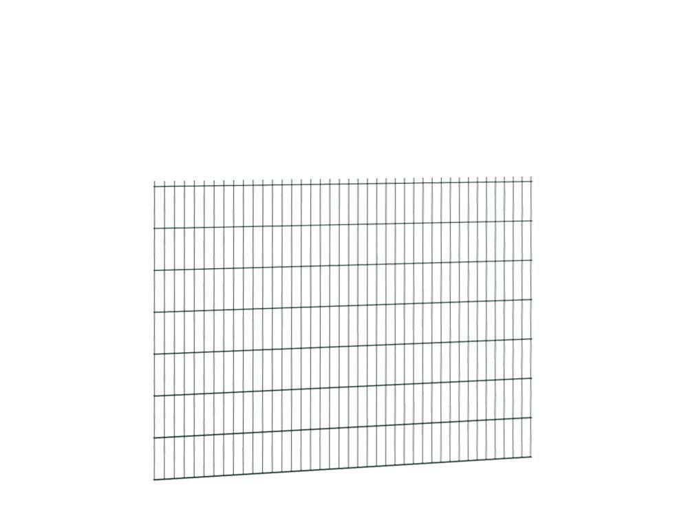 Afbeelding van Bladkorf dubbelstaafmatten-Groen RAL6009-143 cm
