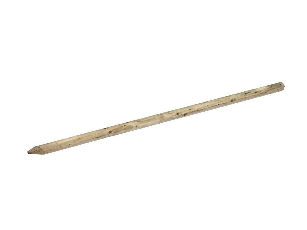 Afbeelding van Ronde paal lengte 200 cm