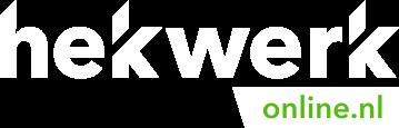 Hekwerkonline logo wit