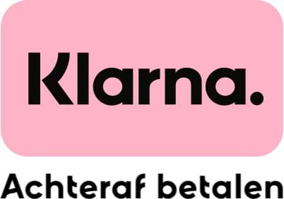Achteraf betalen via Klarna